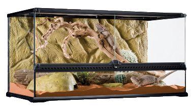 Exo-Terra Glass Terrarium 36 x18 x18-92927