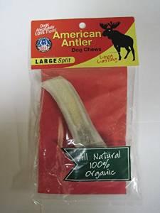 Amer Antler Split Dog Chew Lg {bin-1}