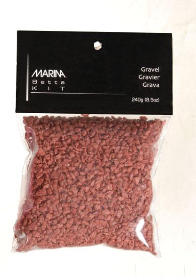 Marina Betta Kit Decorative Gravel Brown-93241