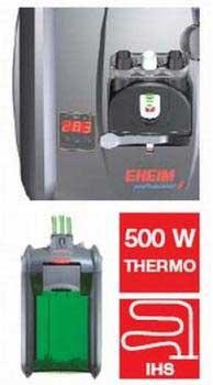 EHEIM THERMOFILTER W/ HEAT CON-92318